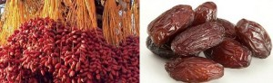 Health Benefits of  Dates Fruit