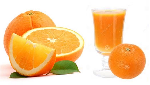 Orange Nutrition Food