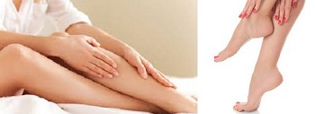 Beautiful Hands and Legs Tips