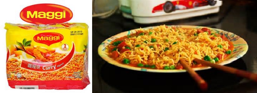 Maggi! MSG is Found-The Most Popular Instant Noodles Banned