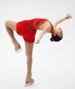 Cup Of China ISU Grand Prix Of Figure Skating 2008