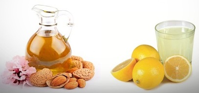 Almond Lemon and Olive Oil