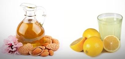 Almond Lemon and Olive Oil