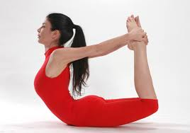 Obesity-Lose Weight-Dhanurasana-Paschimottanasana-Yoga for Diabetes