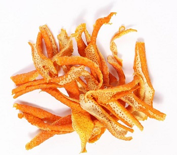 Dried Orange Peels