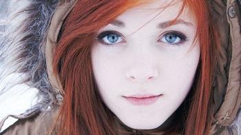 Beautiful Fair Skin and Healthy Hair