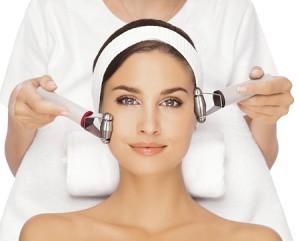 Galvanic Facial Massage