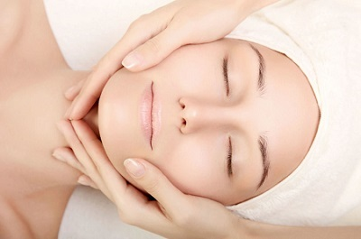 Jaw Facial Massage
