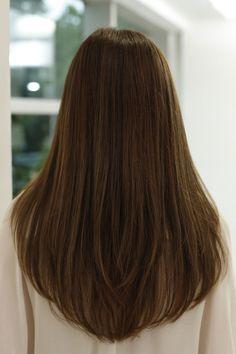 'U' Shape Haircuts