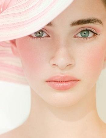 Fair and Soft Healthy Skin