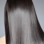 Healthy and Silky Hair