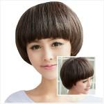 Mushroom Blunt Haircuts