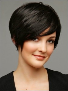Round Shape Haircuts