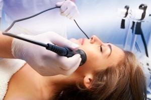 Skin Care-Dry Skin-Pimples-Acne-Spots-Pigmentation Treatment through Galvanic Machine for Men and Women