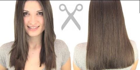 Straight Haircuts