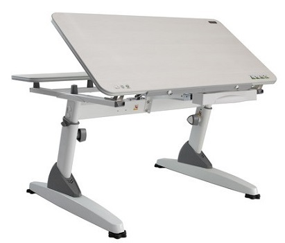 Adjustable Desk According the Height of the Person