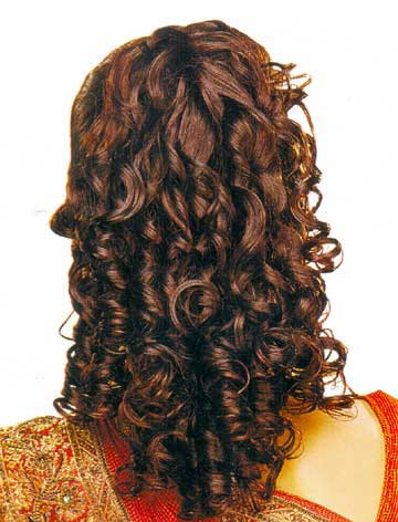 Roller Hair Setting