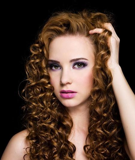 Hair Perming-Curly Hair