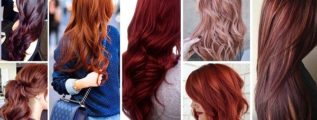 Hair Color and Shades