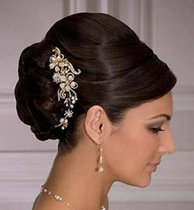 Dignity Roll Hairstyles-Hill Hairstyles-Cross Roll Hairstyles