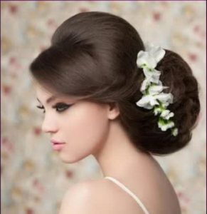 Classy to Cute: Different Hairstyles-Low-bun Hairstyle and In-bun Hairstyle