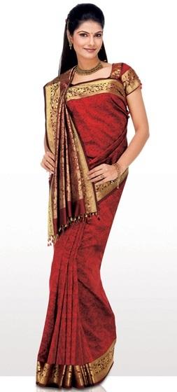 single-wrap-saree-style