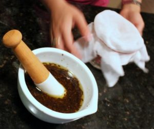 Learn Cold Oil Method-Massage Precautions-Ayurvedic Massage Method