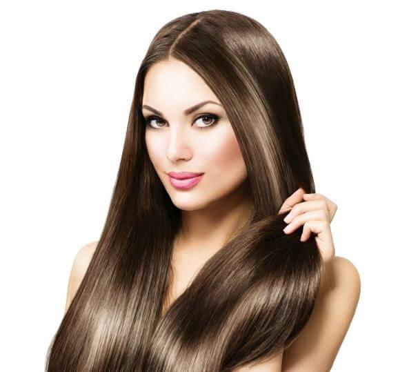 Beautiful and Silky Hair2